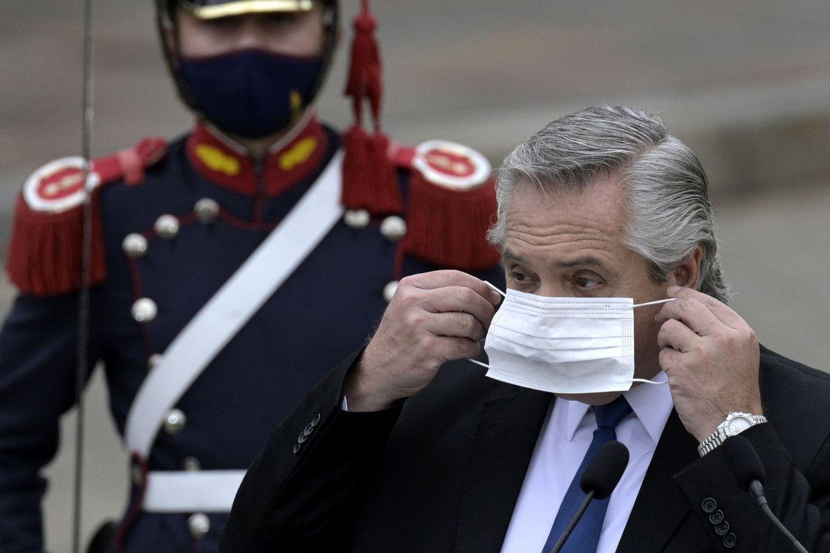 El presidente argentino Alberto Fernández irrita a todo un continente en una frase  Internacional