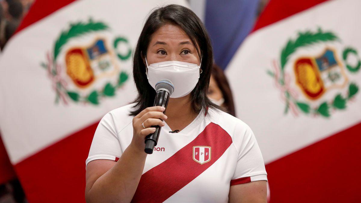 Elecciones en Perú 2021: recientes encuestas de opinión en Perú apuntan a la tendencia alcista de Keiko Fujimori |  Internacional