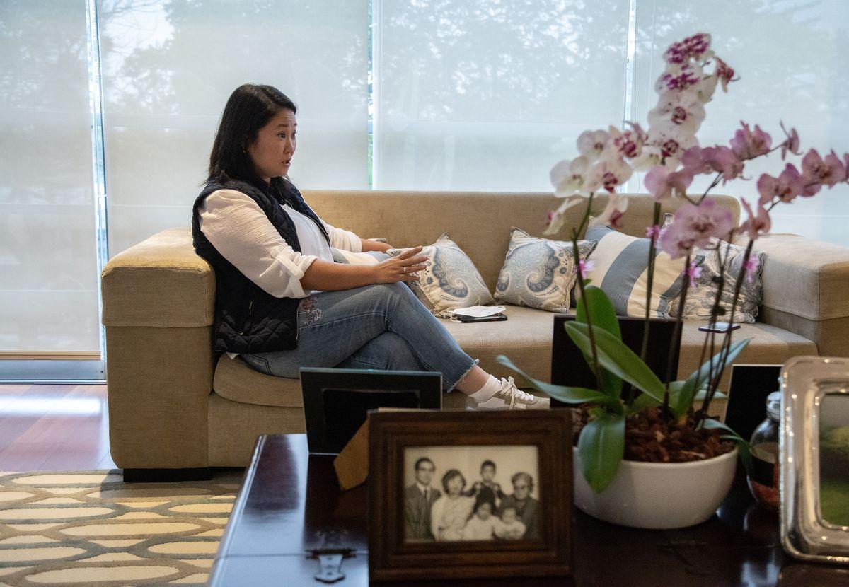 """Elecciones en Perú: Keiko Fujimori: """"Aceptaré el resultado del tribunal electoral""""  Internacional"""