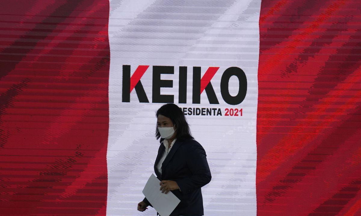 Elecciones peruanas: Fiscalía peruana quiere encarcelar a Keiko Fujimori por caso Odebrecht    Internacional