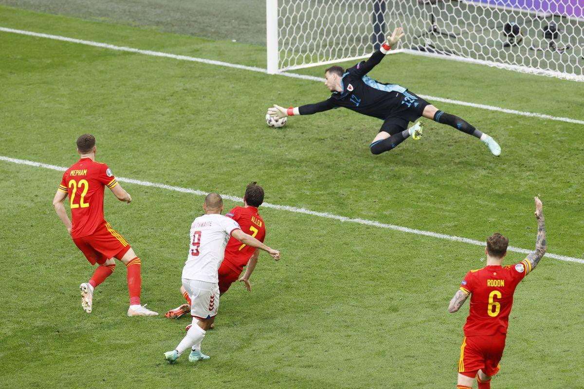 Euro 2021: Dinamarca, desatada  Fútbol Eurocup 2021