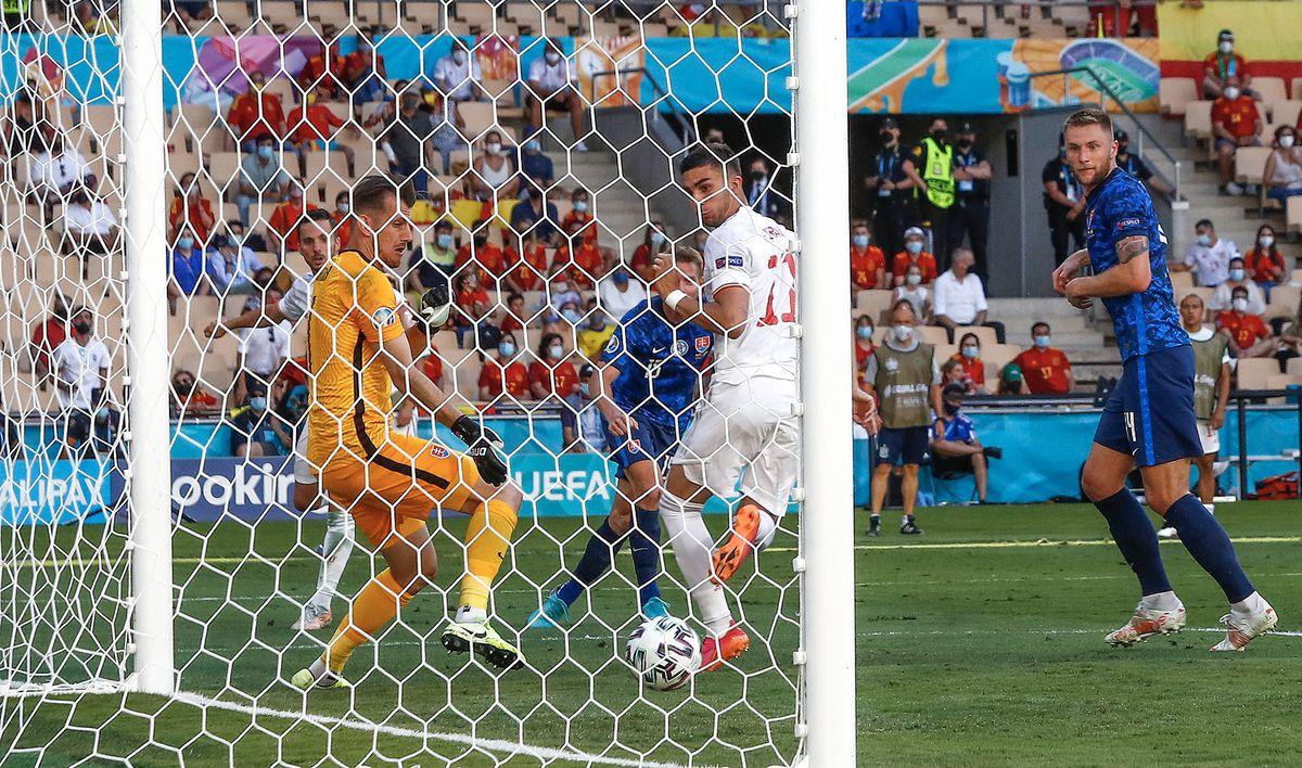 Eurocopa: España brinda por Busquets  Fútbol Eurocup 2021