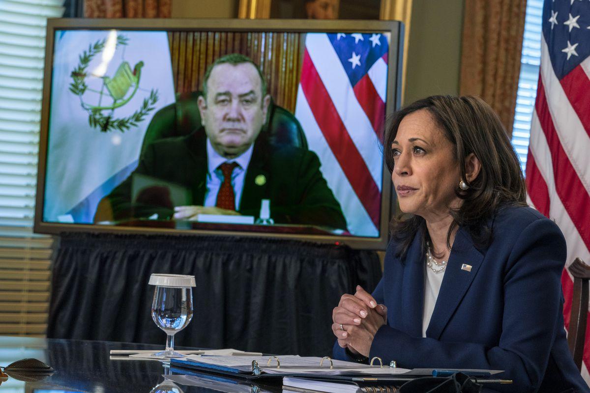 Guatemala, Biden y Harris se comprometen en Centroamérica por descarte  Internacional
