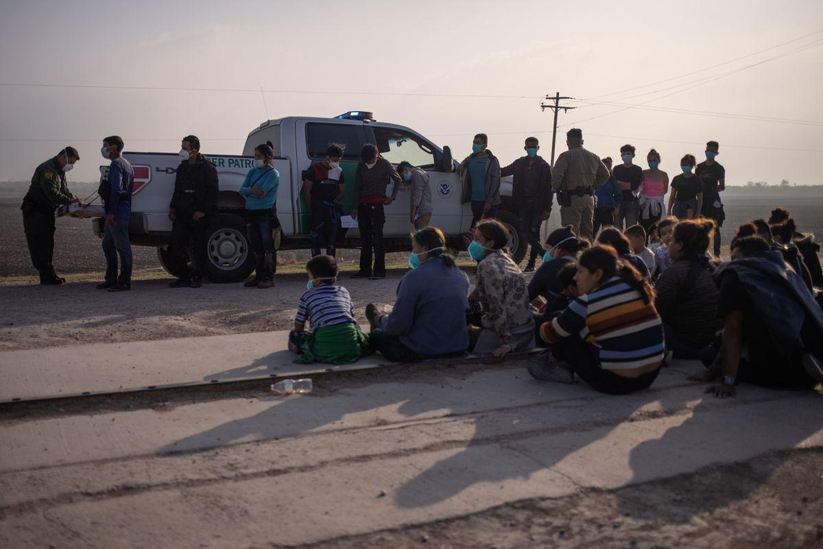 Inmigración de EE.UU .: México se prepara para una nueva crisis migratoria en la frontera norte  Internacional