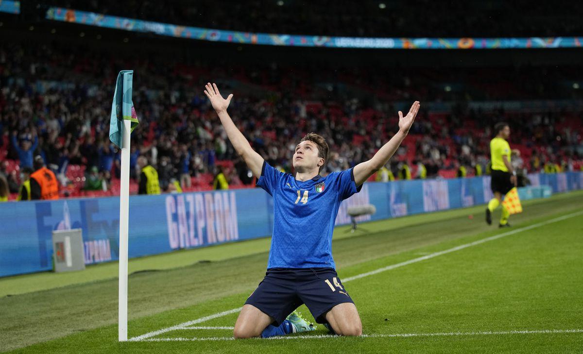 Italia se está poniendo seria  Fútbol Eurocup 2021