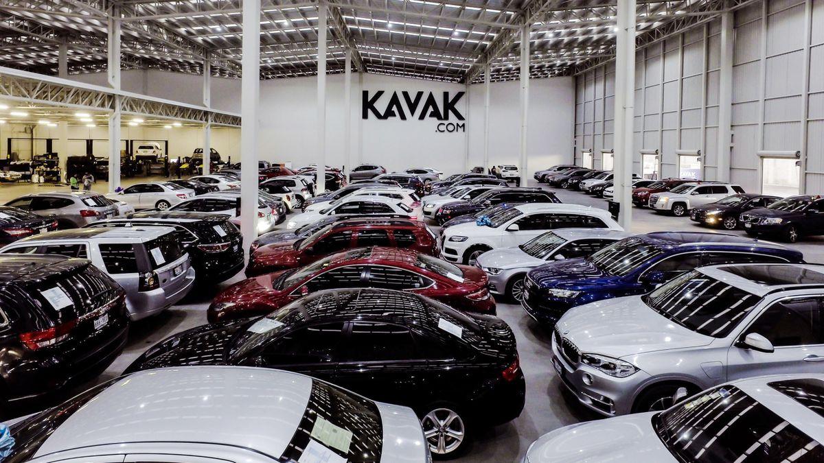Kavak: el 'unicornio' mexicano de los autos usados  Negocio