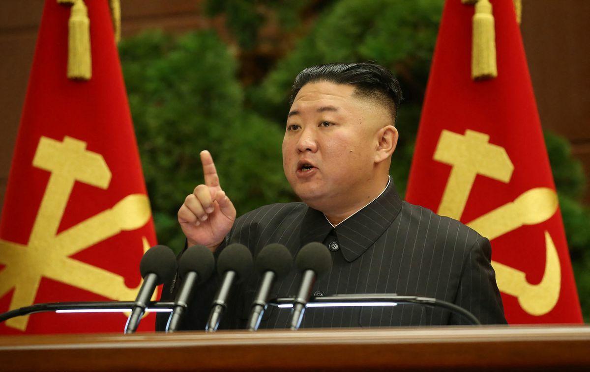 """Kim Jong Un reconoce """"incidente grave"""" en Corea del Norte relacionado con la pandemia    Internacional"""