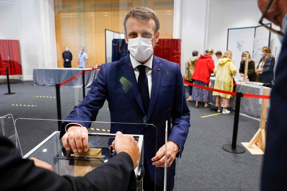 La abstención y la eventual victoria de la extrema derecha en el sur dominan las elecciones regionales en Francia |  Internacional