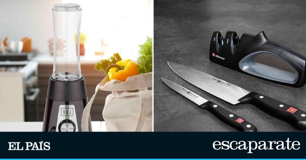 Licuadoras, cafeteras Moka o mini Cocottes: ahorra hasta un 40% y da la bienvenida al verano con los mejores utensilios de cocina |  Escaparate