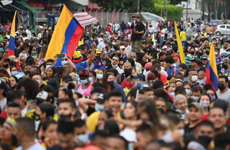 Líderes de protesta en Colombia anuncian suspensión de movilizaciones  Internacional