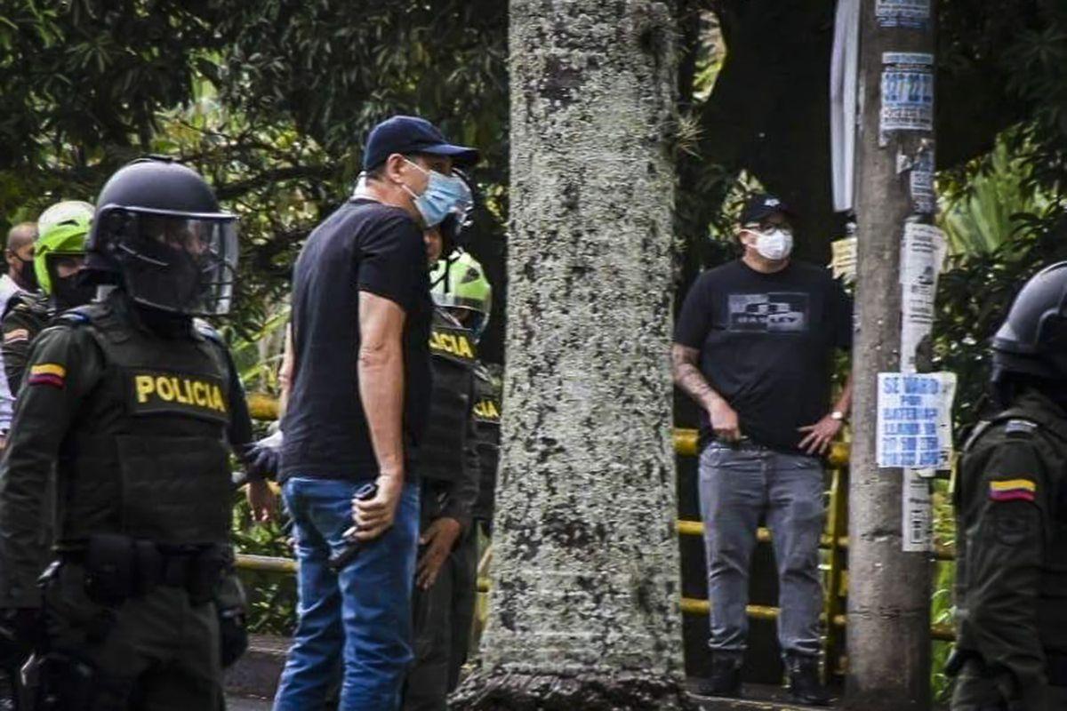 Los Payaros: La sombra del paramilitarismo se cierne sobre las protestas en Colombia  Internacional