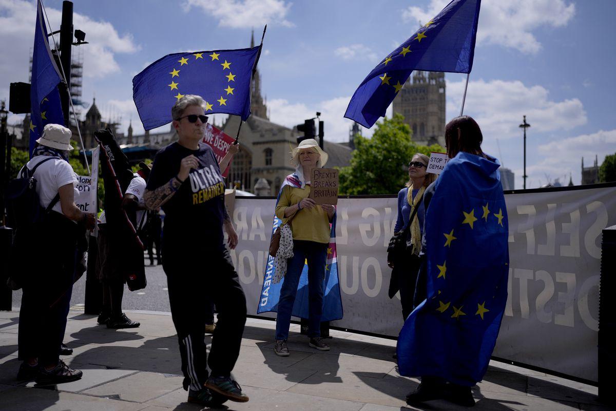 Los ciudadanos perdidos del Brexit  Internacional