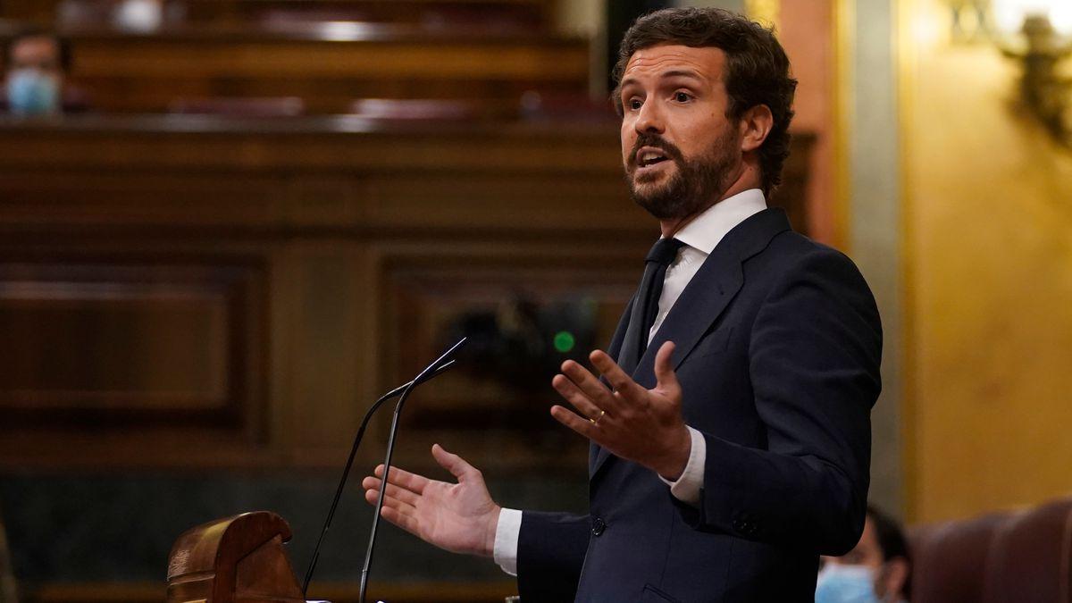 """Los historiadores niegan a Pablo Casado: """"La Guerra Civil fue provocada por un golpe de Estado"""".  España"""