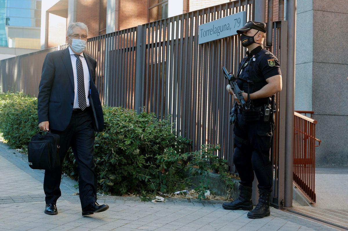 """Los líderes del Gobierno intentan convertir Cataluña en """"un sujeto de derecho internacional"""" con dinero público    España"""