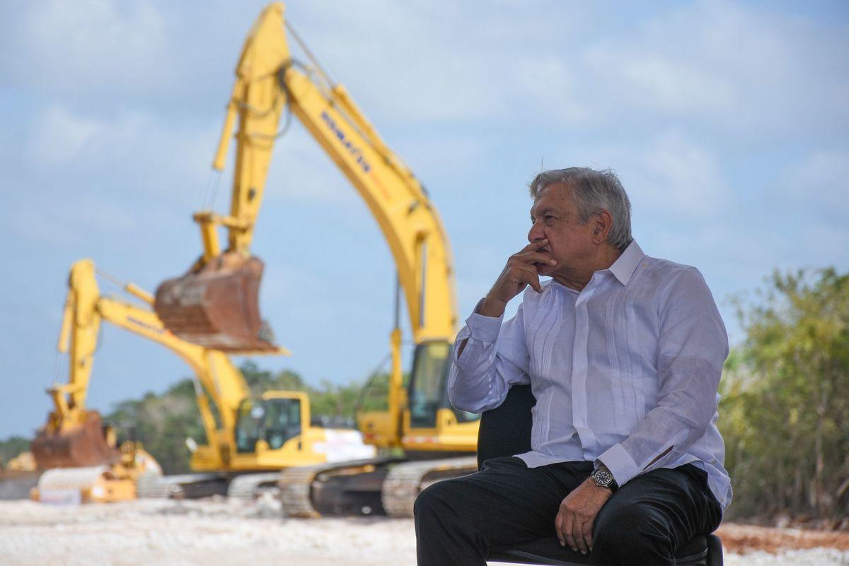 México firma contrato para construir vagones de trenes mayas por 36,560 millones de pesos
