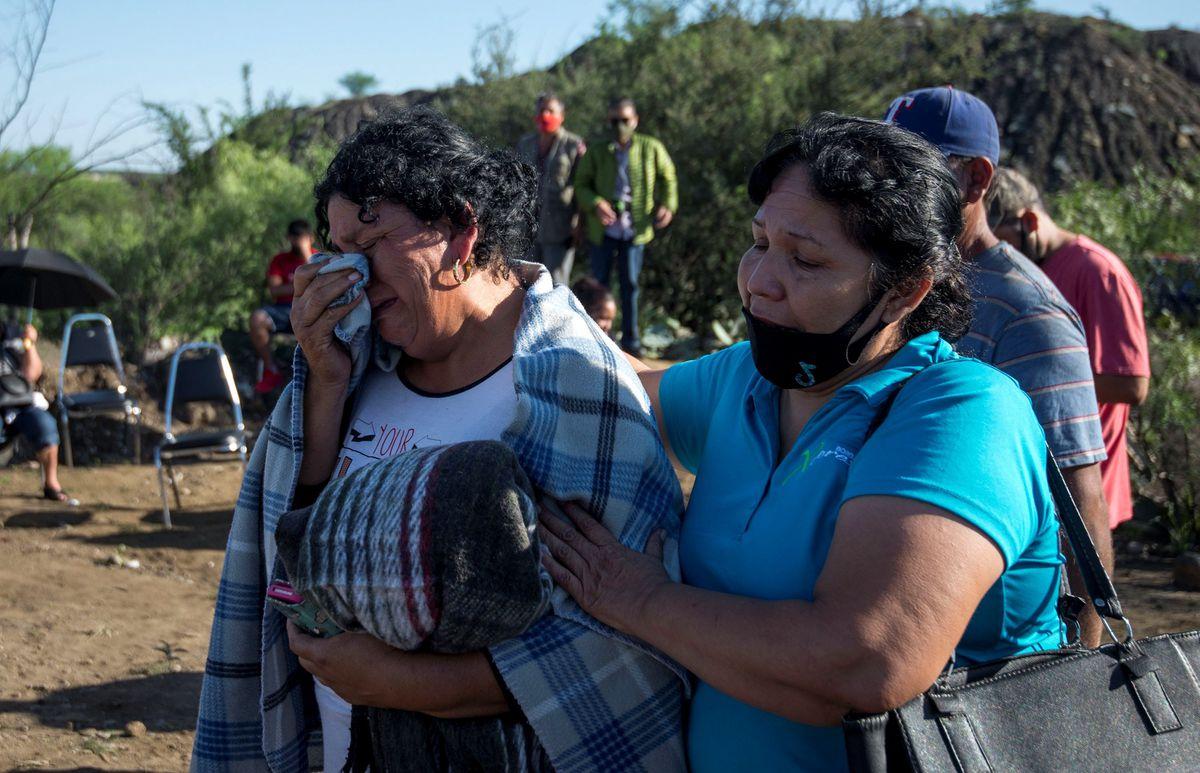 Múzquiz: Hallan cinco cuerpos de siete mineros presos en Coahuila