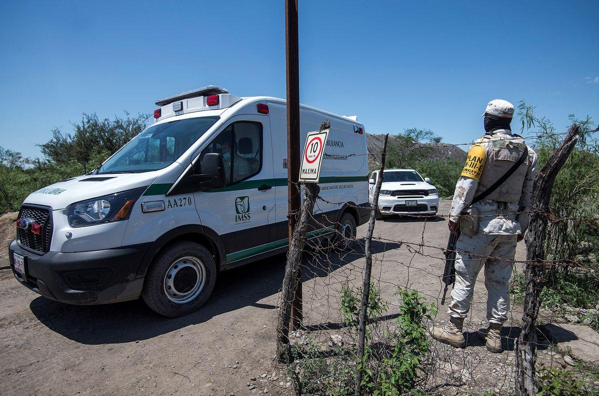 Múzquiz: Hallaron los cuerpos de los siete mineros capturados en Coahuila
