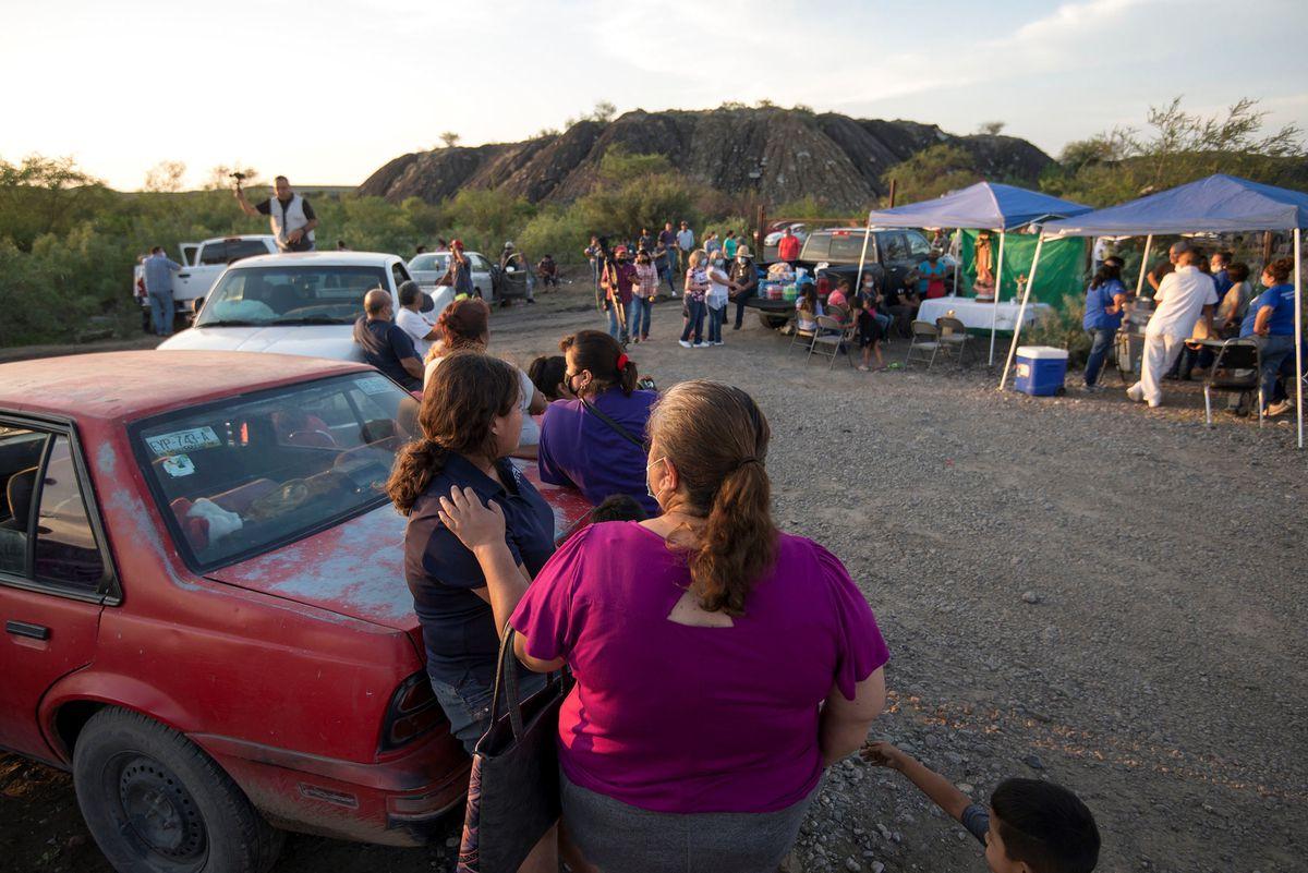 Múzquiz: Se localiza el cuerpo de uno de los trabajadores atrapados por el colapso de una mina de carbón en Coahuila