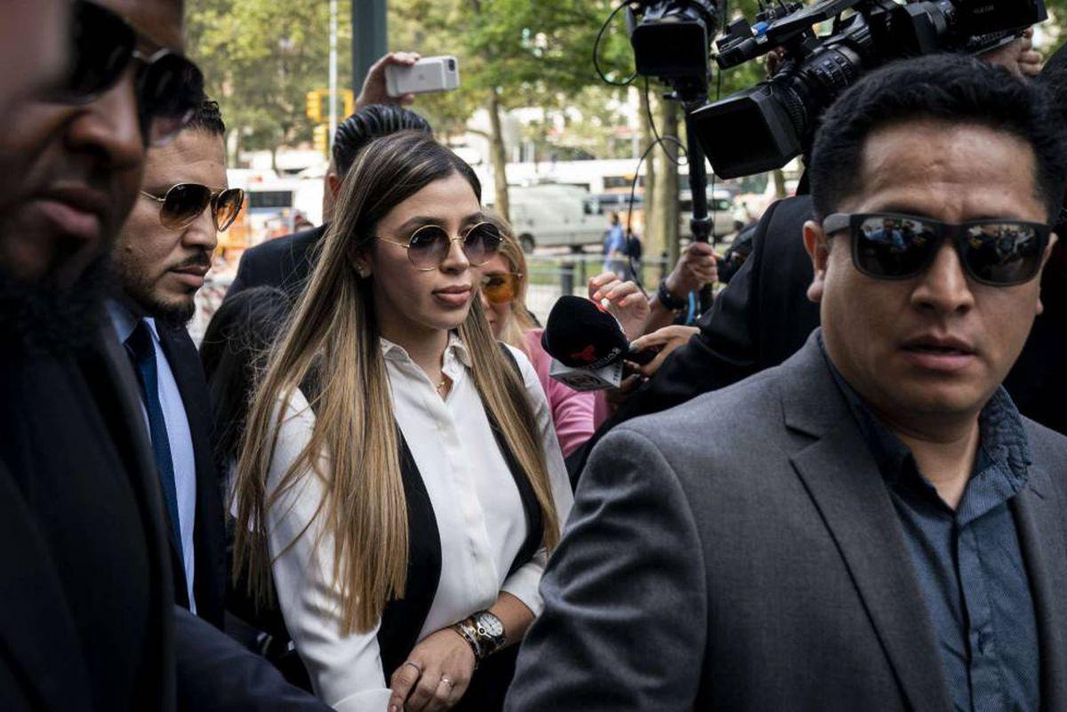 Narcotráfico en México: Emma Coronel, esposa del Chapo, se declara culpable de narcotráfico y lavado de dinero en Estados Unidos |  Internacional
