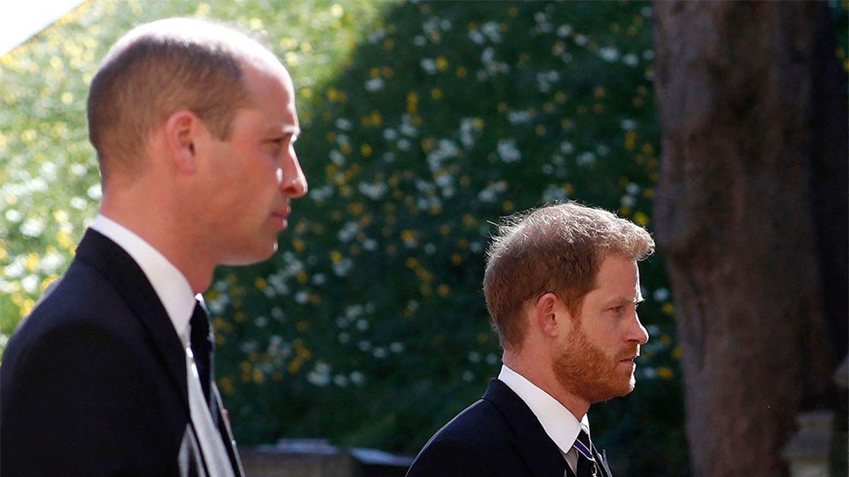 Nuevas revelaciones sobre la compleja relación entre William y Henry English: una discusión sobre el funeral de su abuelo |  Personas