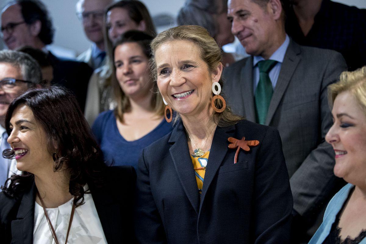 Premios Princesa de Girona: la Infanta Elena vuelve a representar a Casa del Rey dos años después |  España