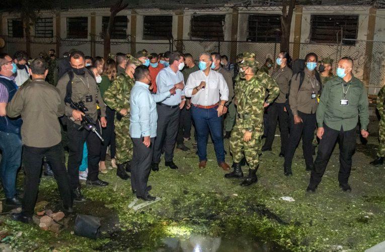 Protesta en Colombia: Colombia busca espiral de violencia a un año de elecciones  Internacional