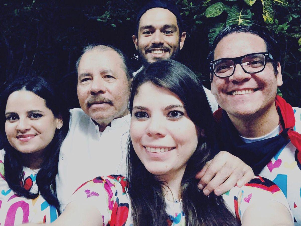 Régimen sandinista: EE.UU. impone sanciones económicas a la hija de Ortega y tres oficiales por ofensiva contra opositores en Nicaragua |  Internacional