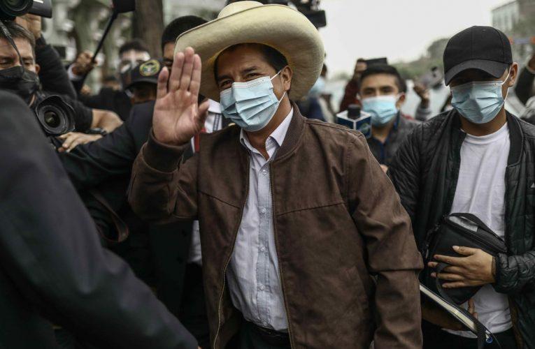 Resultados electorales: Castillo se justifica como presidente legítimo ante los llamados a boicotear su toma de posesión |  Internacional