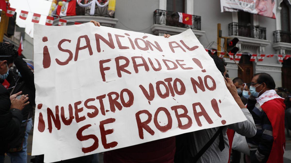 Resultados electorales: Ciudad, montaña y voto extranjero: las claves del conteo electoral más controvertido de Perú |  Internacional