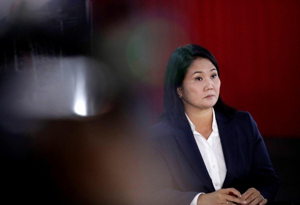 Resultados electorales: Keiko Fujimori insiste en acusaciones de fraude en camino a la derrota en Perú |  Internacional