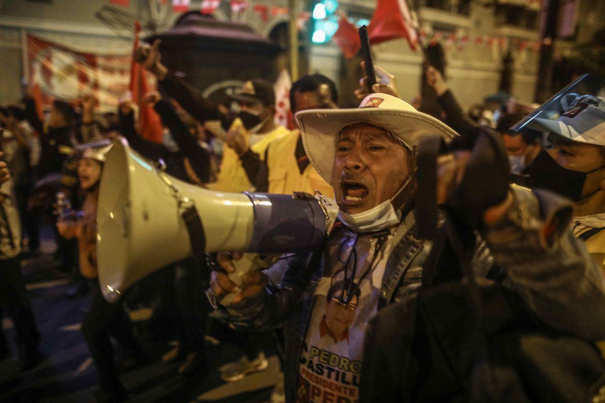 Resultados electorales: Perú: ganó los reclamos por el cambio  Opinión
