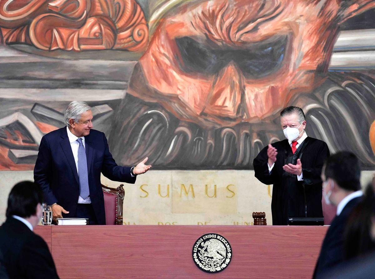 SCJN: Arturo Zaldívar alienta consulta para extender su mandato en la Corte Suprema