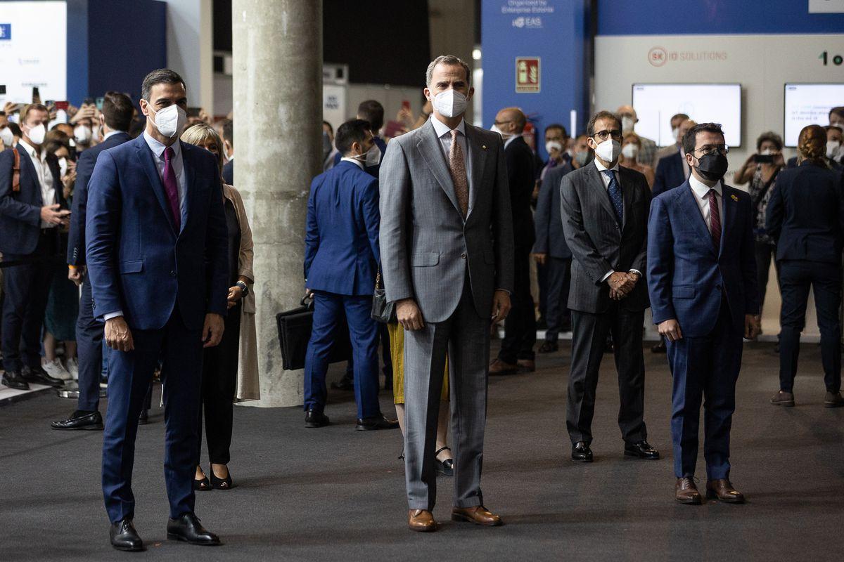 Sánchez centrará su encuentro con Aragonés en la economía, para no hablar de referéndum    España