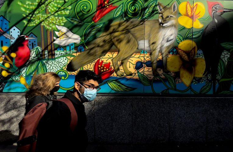 Santiago de Chile vuelve a cuarentena pese a altos niveles de vacunación  Comunidad