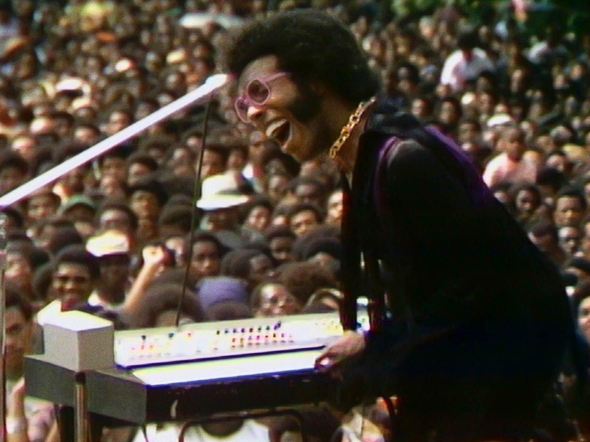 """Summer of the Soul"": ""Black Woodstock"" finalmente ve la luz  Cultura"