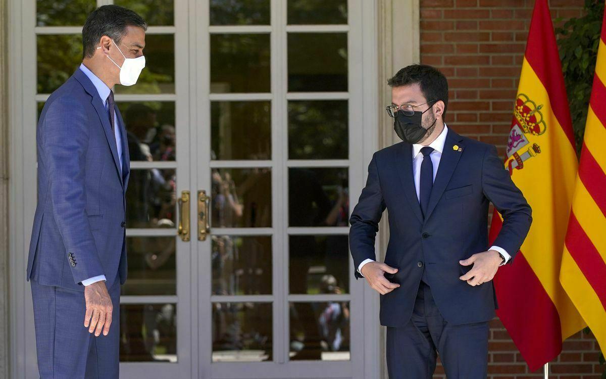 Últimas noticias de perdón, en vivo  El Gobierno y la Generalitat convocan una mesa de diálogo para la tercera semana de septiembre en Barcelona  España