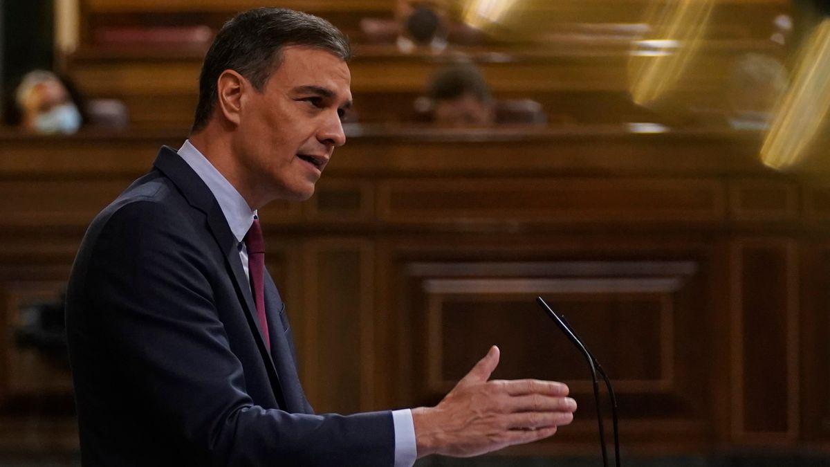 """Últimas noticias de perdón, en vivo  Sánchez: """"No habrá referéndum de autodeterminación.  El PSOE nunca lo aceptará  España"""