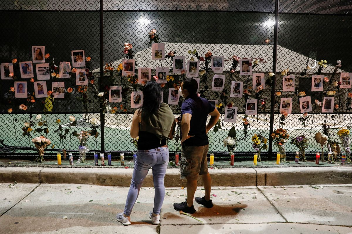 """Un informe de 2018 advierte sobre """"daños estructurales"""" en un edificio derrumbado en Miami  Internacional"""