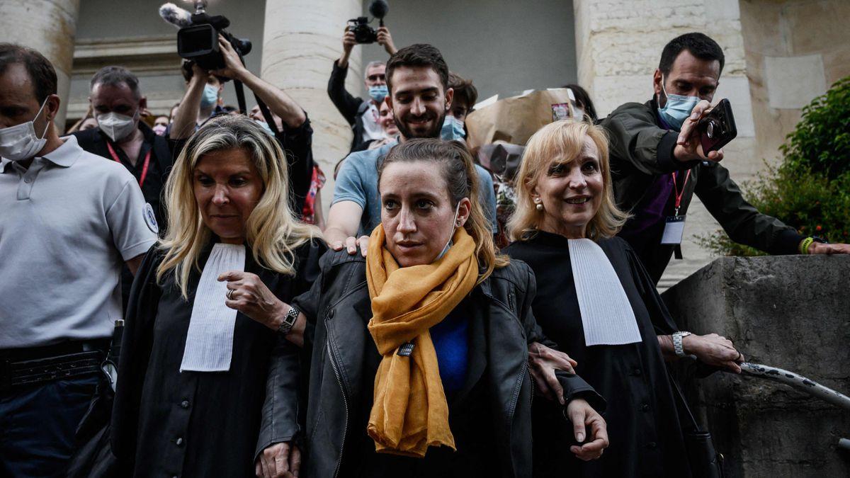 Valerie Baco, la francesa que mató a su marido abusivo, no irá a prisión    Comunidad