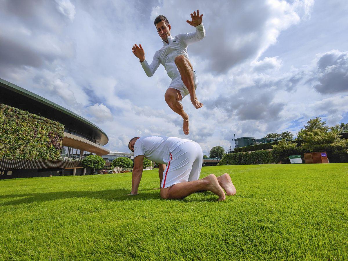 Wimbledon 2021: ¿Y ahora quién detiene a Djokovic?  |  deporte
