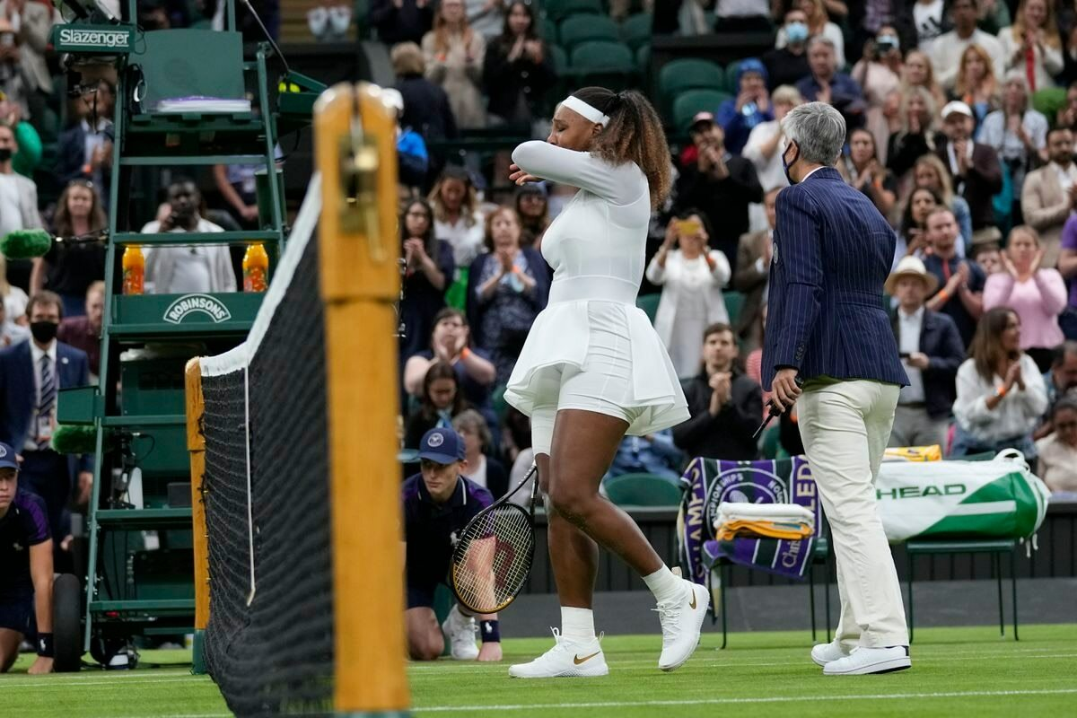 Wimbledon 2021: Serena y Federer, dos leyendas que se desvanecen  deporte