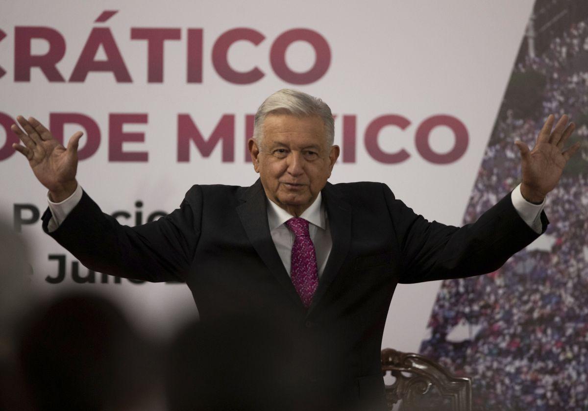 AMLO: López Obrador es querido tres años después de su triunfo
