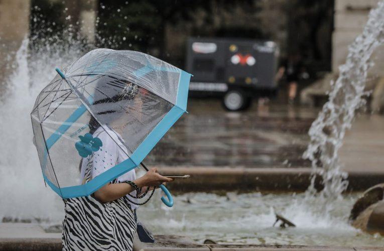 Agosto comenzará con lluvias y 10 grados menos  España