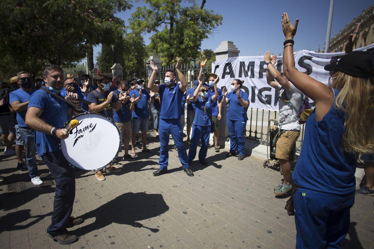 Airbus se prepara para cerrar la planta de Puerto Real y trasladar personal a El Puerto de Santa María |  Ciencias económicas