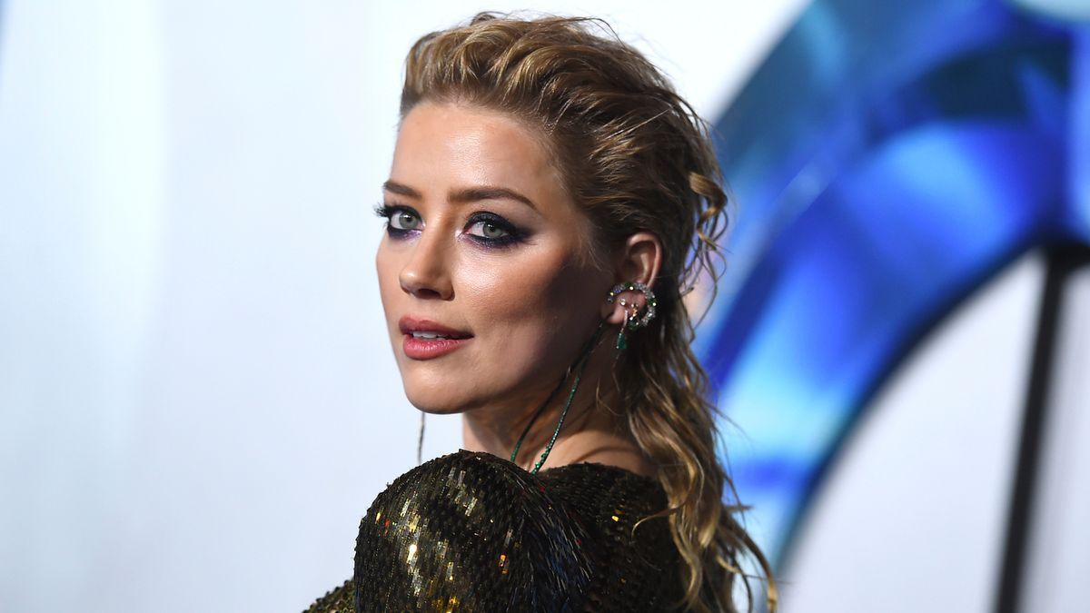 Amber Heard, nueva madre sustituta  Personas