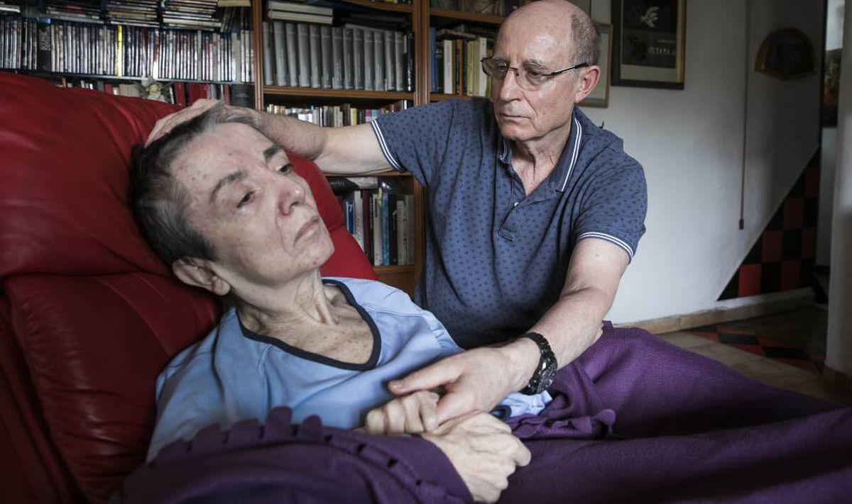 Ángel Hernández, el hombre que ayudó a morir a su esposa, fue absuelto tras la entrada en vigor de la ley de eutanasia |  Comunidad