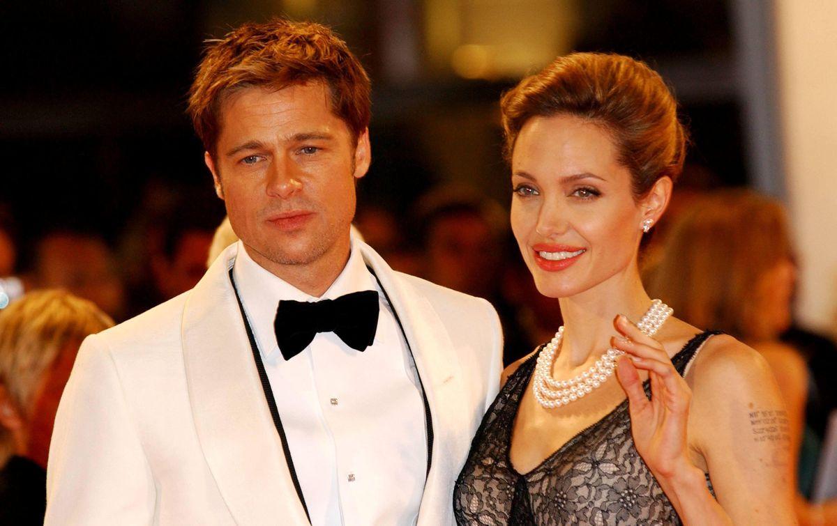 Angelina Jolie de nuevo contra Brad Pitt, esta vez por sus viñedos  Personas