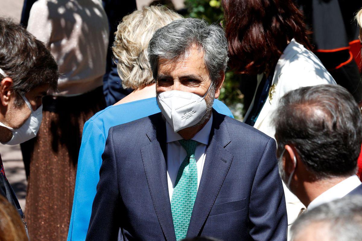 Asociación Judicial pide a Lesmes que dimita para forzar la renovación del poder judicial    España