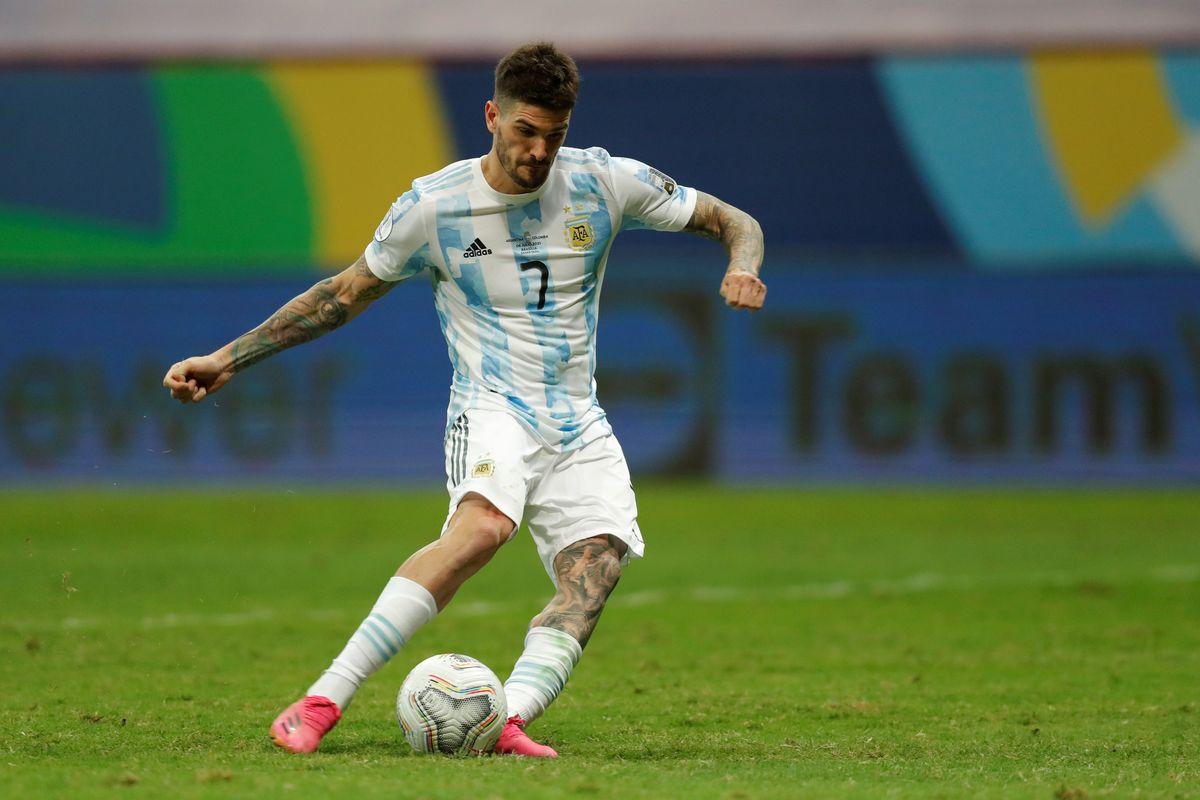 Atlético fichado por Rodrigo de Paul  deporte