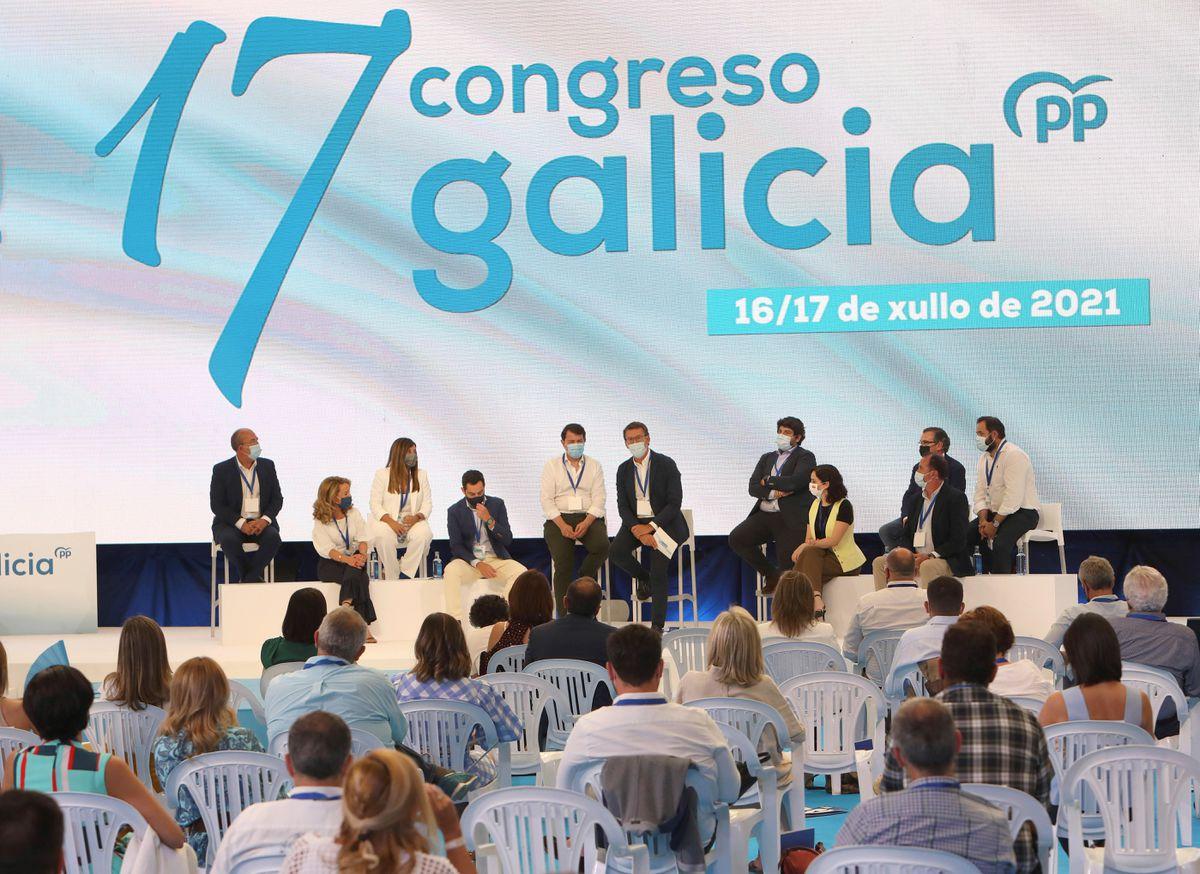 Barones del PP recurren a Feyoo, líder del partido en Galicia hasta 2025 |  España